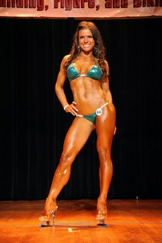 Bikini Competition Workouts (12 Week Program) | Bender Fitness