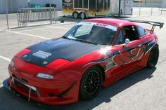 Custom Mazda Miata | 1992 Tuned Mazda MX5 Miata presented by Primax Wheel Corporation at ...