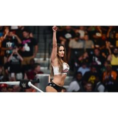 Photos: Nikki Bella's return to the ring ❤ liked on Polyvore featuring jewelry, rings and nikki bella