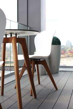 Fulham Wharf Penthouse - Project Designed by Ania Magdalena Porada and Jane Sorensen for BoConcept Notting Hill