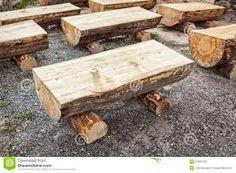 Resultado de imagen para log  benches