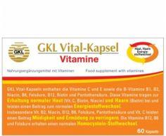 GKL Vitalkapseln (60 Stk.) THYMUSKIN Biotin, Personal Care, Top, Self Care, Personal Hygiene