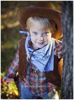 Amory Anderson Photography: DIY Boy Cowboy Costume kids halloween
