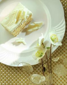 Holunderblüten-Tiramisu