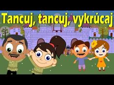 90+ minút najlepších slovenských detských pesničiek | Najdlhšia zbierka | Pec nam spadla etc - YouTube Kids Songs, Sunday School, European Countries, Diy And Crafts, Preschool, Family Guy, Youtube, Czech Republic, Fictional Characters
