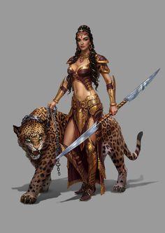 New Fantasy Art Warrior Women Rpg 28 Ideas Fantasy Warrior, 3d Fantasy, Fantasy Kunst, Fantasy Women, Fantasy Artwork, Medieval Fantasy, Final Fantasy, Character Portraits, Character Art