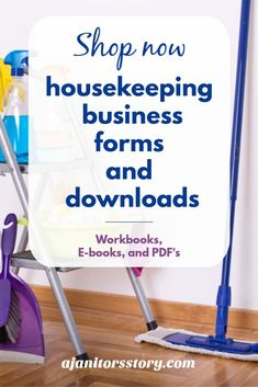 Simple ideas, tips, forms, and checklists for your professional residential maid and commercial office cleaning business. Deep Cleaning Checklist, Deep Cleaning Tips, House Cleaning Tips, Spring Cleaning, Cleaning Hacks, Office Cleaning, Cleaning Schedules, Cleaning Lists, Cleaning Services Company