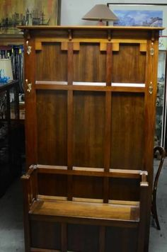 Blackwood Hall Stand | Other Antiques, Art & Collectables | Gumtree Australia Moreland Area - Brunswick East | 1011714079 Hall Stand, Antique Furniture, Old Things, Antiques, Art, Antiquities, Art Background, Coat Tree, Kunst