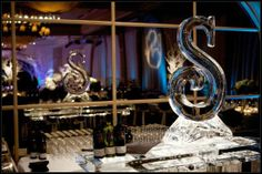 """High """"lighting"""" the details can make a HUGE difference. #lighting # ice #decor"""