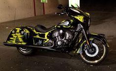 Project Chieftain - Concorrência Custom Chieftain Dealer | Motocicleta indiana
