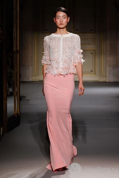 Georges Hobeika Haute Couture весна-лето 2013