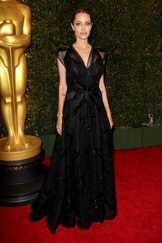 Angelina Jolie - best dressed