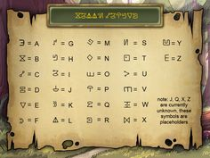 gravity falls codes cracked - Google Search