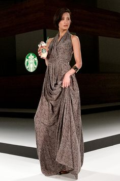 eimi kuroda,  My Style, My Frappuccino® -Starbucks Summer Collection 2012-