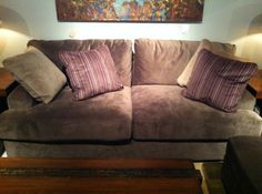 SEE IT, SNAP IT, POST IT Facebook contest entry: Cozy loveseat!