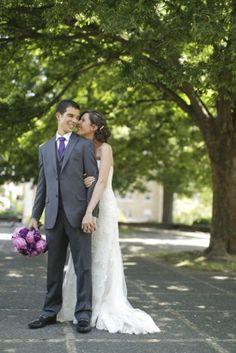 Meridian House Wedding Portraits