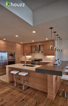 27 Bridge Lake Dr, contemporary kitchen other metro - by Maric Homes