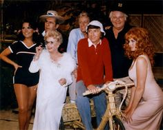 Gilligan's Island themed Castaway Party - includes food and entertainment