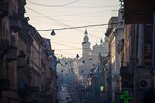 Old Town (Lviv) - Wikipedia