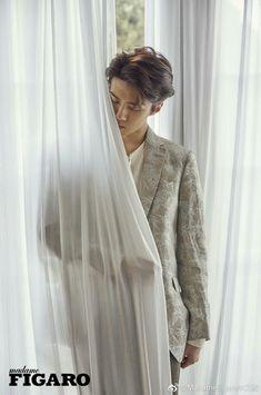 Oh Sehun 세훈 Exo for Madame Figaro