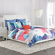 image of Amy Sia Painterly Comforter Set