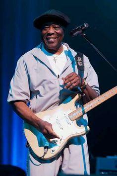 Happy Birthday to blues artist, Buddy Guy (7-30-36)