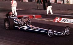 The Beachcomber dragster