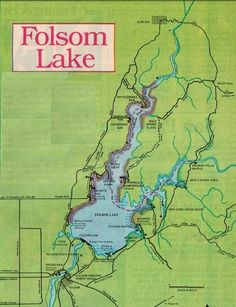 2017 shaver lake fishing map and fishing report and for Folsom lake fishing report