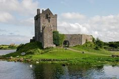 View of the Dunguaire Castle in Kinvara, Ireland. Description from dreamstime.com. I searched for this on bing.com/images