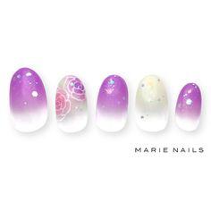 #マリーネイルズ #marienails #ネイルデザイン #かわいい #ネイル #kawaii #kyoto #ジェルネイル#trend #nail #toocute #pretty #nails #ファッション #naildesign #awsome #beautiful #nailart #tokyo #fashion #ootd #nailist #ネイリスト #ショートネイル #gelnails #instanails #marienails_hawaii #cool #flowers #purple