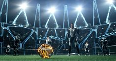 Samsung release part 1 of 'Galaxy 11: Final Match' which see's footballing superstars Messi, Ronaldo and Rooney team up to...
