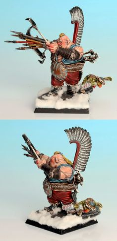 Ogre Maneaters - Page 161 Warhammer Ogre, Warhammer Figures, Warhammer Fantasy, Fantasy Battle, Fantasy Rpg, Fantasy Figures, Fantasy Miniatures, Toy Soldiers, Love Painting