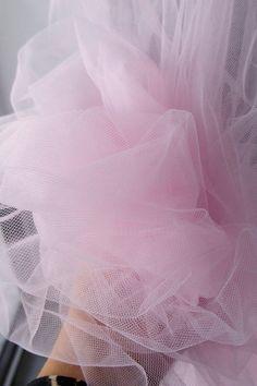Pink Pastel tulle fabric under skirting Tutus Skirts