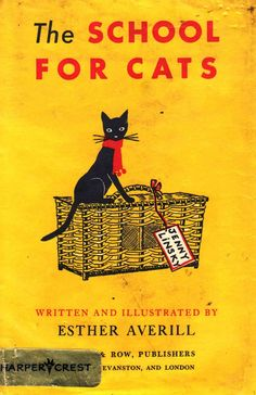Vintage Kids' Books My Kid Loves: The School For Cats