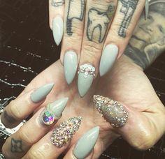 Jeffree Star nails