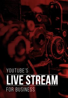 Setting Up YouTube's A LiveStream For A Business