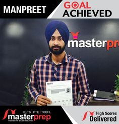 Well done students! You make the whole #MasterPrep team proud with an impressive performance in #IELTS, #TOEFL and #PTEAcademic! Calling all those students who are worried about their English Proficiency tests; let expert faculty of MasterPrep help you. #Best_English_Training_Institute www.masterprep.in