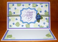 MyNeed2Craft: Another Mother's Day card...