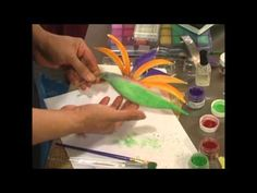 bird of paradise tutorial part 2