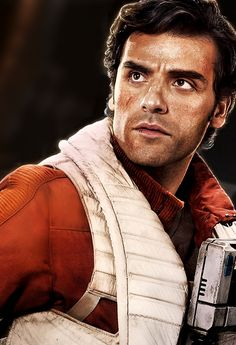 Poe Dameron - Him and Rey were my favorites from the new Star Wars