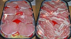 Meat Recipes, Cooking Recipes, Food 52, Graham Crackers, Thing 1, Pork, Food And Drink, Menu, Desserts