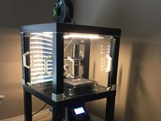 Ikea+Enclosure+for+Monoprice+Maker+Select/Wanhao+Duplicator+i3+by+phrenetic.+Based+on+a+design+by+dirtsky.