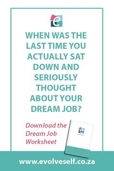When you are ready to take some action, download this printable worksheet and get down to business. #jobs #dreamjob #curriculum vitae #resume #cv #career Cv Writing Tips, Cv Writing Service, Writing Services, Unhappy At Work, Great Cover Letters, Getting Into Medical School, Job Hunting Tips, Resume Cv, Printable Worksheets