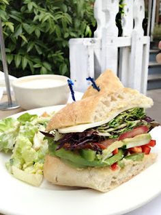 Veggie Sandwich - no recipe