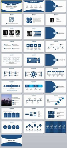 Innovate design PowerPoint Template