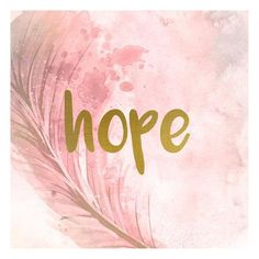 Art Print: Feathered Hope by Kimberly Allen : Canvas Art Quotes, Diy Canvas Art, Carpe Diem, Feather Background, Hope Art, Story Instagram, Pretty Quotes, Pretty Wallpapers, Framed Artwork