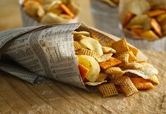 Salt and Vinegar Chex Mix Recipe by Betty Crocker Recipes, via Flickr