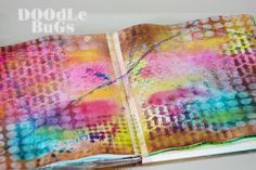 Doodlebugs: Art Journal Inspiration