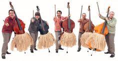 """No sábado, 24, a Orquestra de Contrabaixos Tropical se apresenta na Fundação Ema Klabin como parte do projeto """"Tardes Musicais-Nova Música"""". A entrada é Catraca Livre."""