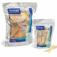 C.E.T. HEXtra Premium Rawhide Chews  designed to help prevent dental problems due to plaque and tartar buildup.